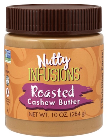 Image of Ellyndale Nutty Infusions Cashew Butter Roasted