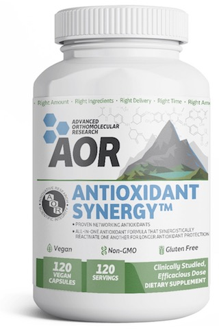Image of Antioxidant Synergy