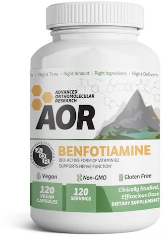 Image of Benfotiamine 80 mg