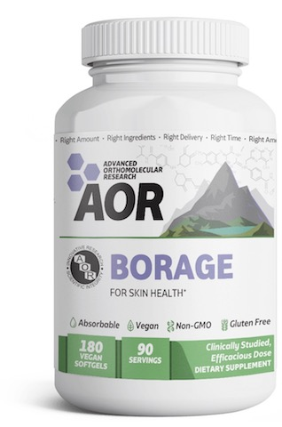 Image of Borage 522 mg