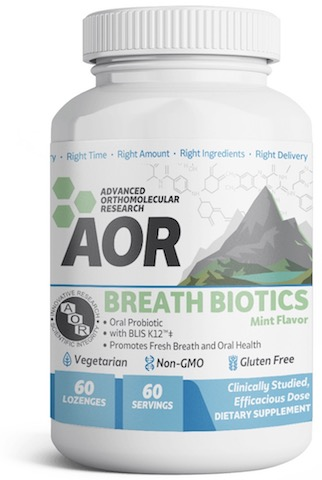 Image of Breath Biotics Sublingual Mint