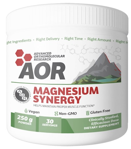 Image of Magnesium Synergy Powder
