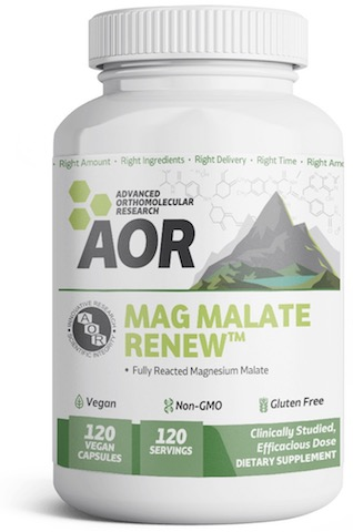 Image of Mag Malate Renew