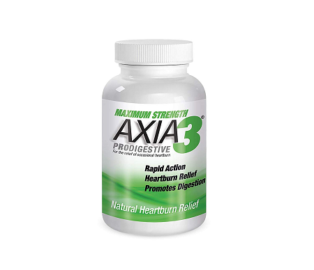 Image of Axia3 ProDigestive Natural Heartburn Relief
