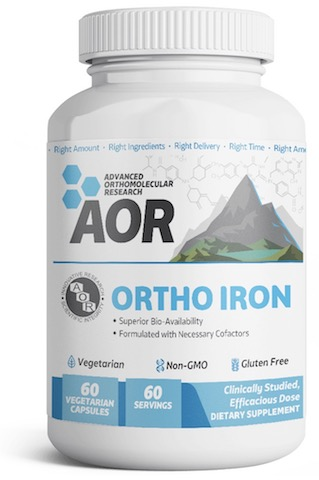 Image of Ortho Iron 30 mg