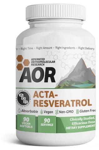 Image of Acta-Resveratrol 100 mg