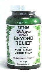 Image of Life Support Herbals Beyond Relief Vein Health Circulation