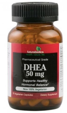 Image of DHEA 50 mg