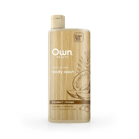 Image of body wash | coconut + mango