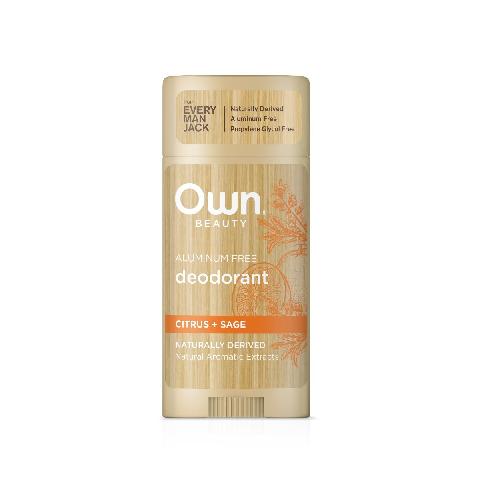 Image of deodorant | citrus + sage