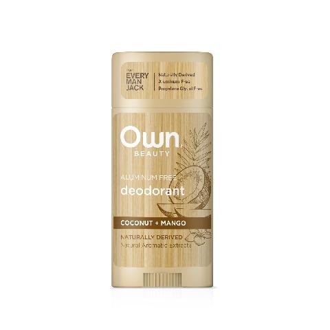 Image of deodorant | coconut + mango