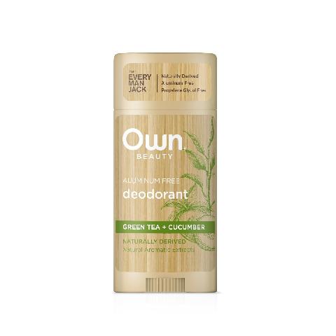 Image of deodorant | green tea + cucumber
