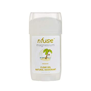 Image of Coconut Kiwi Clear Gel Deodorant
