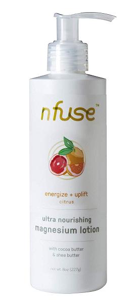 Image of Citrus Magnesium Body Lotion