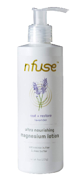 Image of Lavender Magnesium Body Lotion