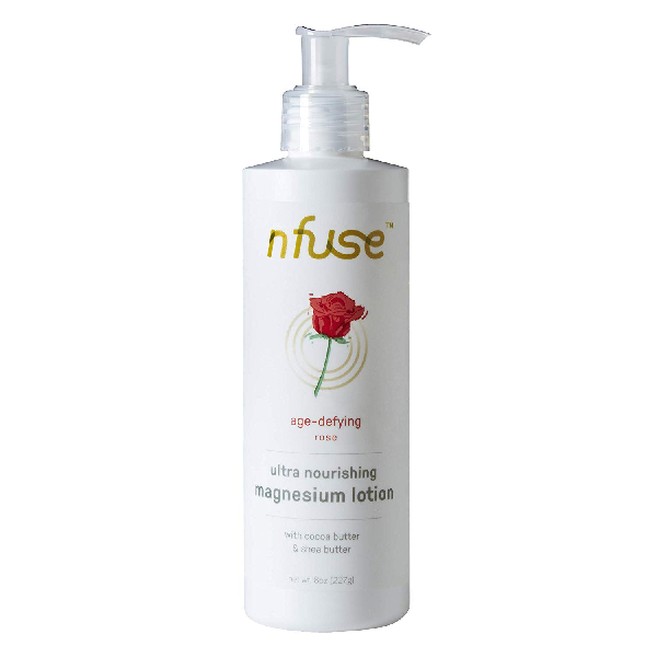 Image of Rose Magnesium Body Lotion
