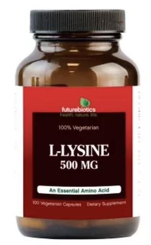Image of L-Lysine 500 mg