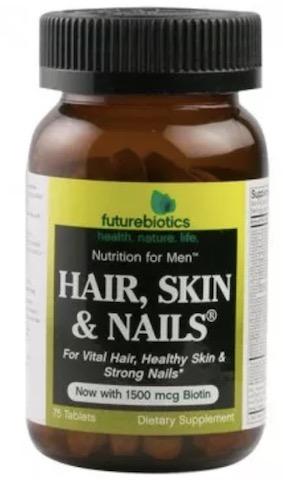 Image of Hair, Skin & Nails for Men