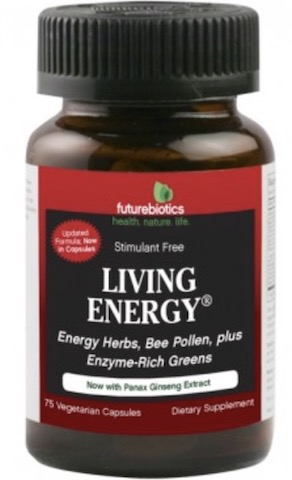 Image of Living Energy