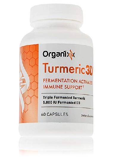 Image of Turmeric 3D