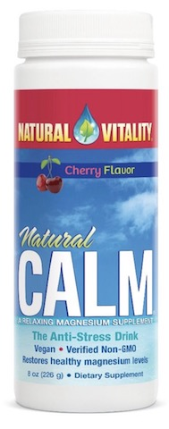 Image of Natural Calm Powder Cherry