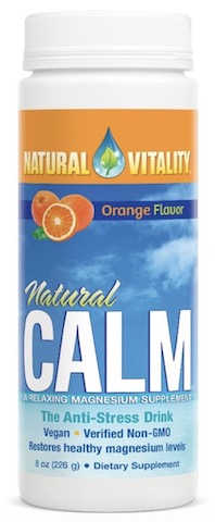 Image of Natural Calm Powder Orange