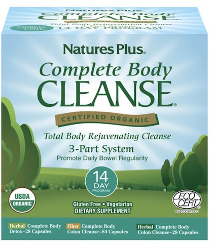Image of Complete Body Cleanse (14 Day Program)