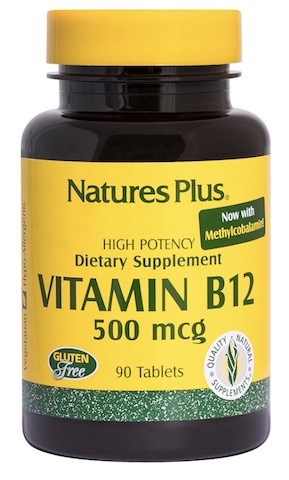 Image of Vitamin B12 500 mcg