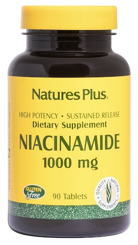 Image of Niacinamide 1000 mg Sustained Release