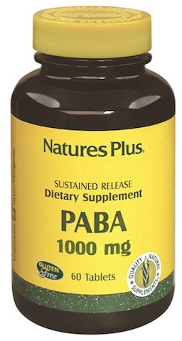 Image of PABA 1000 mg Sustained Release