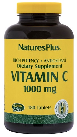 Image of Vitamin C 1000 mg with Rose Hips Tablet