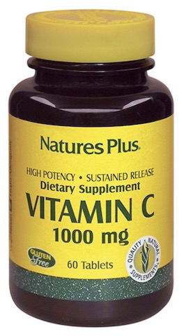 Image of Vitamin C 1000 mg with Rose Hips Sustained Release Tablet