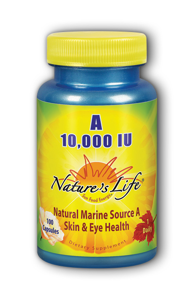 Image of Vitamin A 10,000 IU