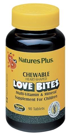 Image of Love Bites Children's Multivitamin Chewable