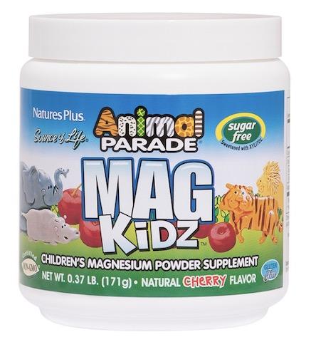 Image of Animal Parade Sugar Free Mag Kidz POWDER Cherry