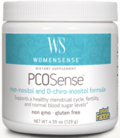 Image of WomenSense PCOSense Powder