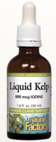 Image of Liquid Kelp 800 mcg
