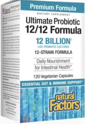 Image of Ultimate Probiotic 12/12 Formula 12 Billion