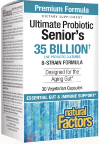 Image of Ultimate Probiotic Senior's 35 Billion