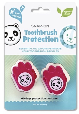 Image of Kid's Toothbrush Protection Snap-On