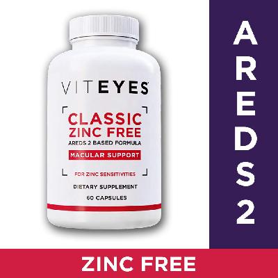 Image of AREDS 2 Zinc Free