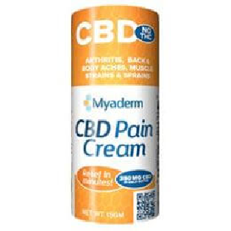Image of CBD Pain Cream
