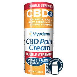 Image of CBD Pain Cream Double Strength