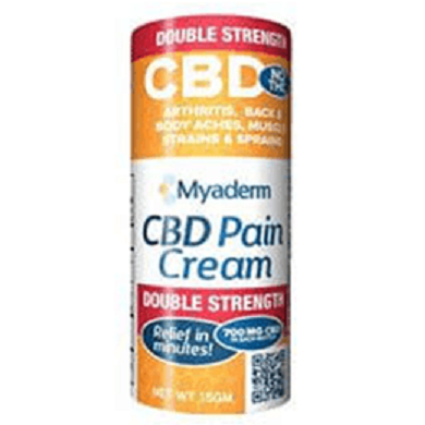 Image of CBD Pain Cream Double Strength