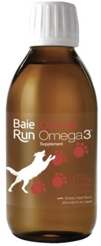 Image of Baie Run Canine Omega-3 Liquid