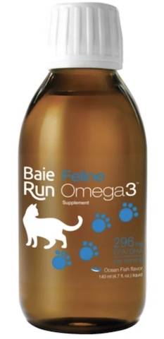 Image of Baie Run Feline Omega3 Liquid