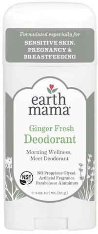 Image of Deodorant Ginger Fresh