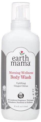 Image of Body Wash Morning Wellness Ginger Citrus