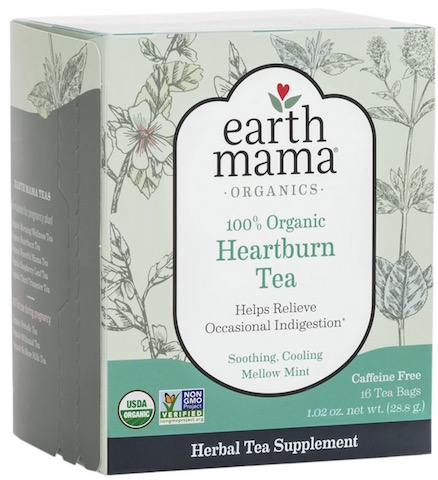 Image of Tea Heartburn Organic