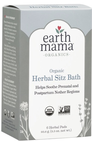 Image of Herbal Sitz Bath Organic